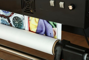 Flex Digital Printer Printing on Advertising Materials Eco Solvent