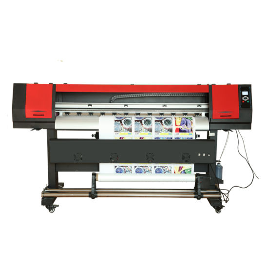 High Stablity Large Format Eco Solvent Printer Printing Machine