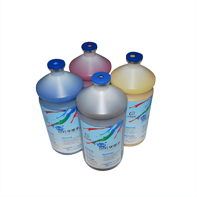 high quality best colorful dye sublimation ink CMYK for EPSON head