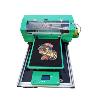 6 Color A3 DTG T Shirt Printer for Sale