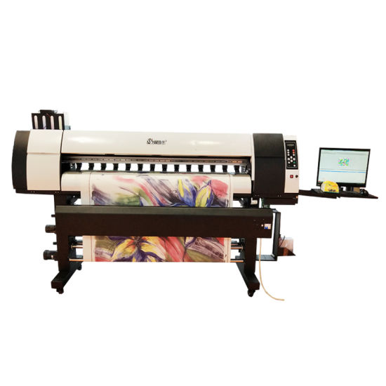 72inch Best Digital Inkjet Sublimation Printer with Dx5 Head