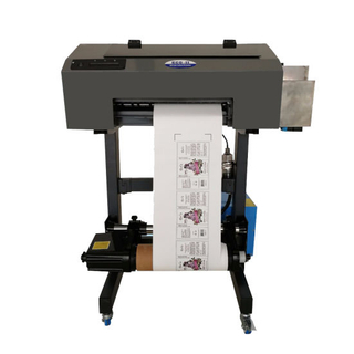 A3 Roll to Roll Color Digital PVC Label Printer