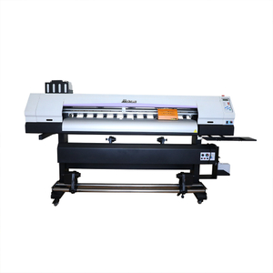 Large Format Sublimation Printer Machine with Infrared Fan