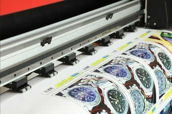 Eco Solvent Printer Digital Inkjet Printer Outdoors Application