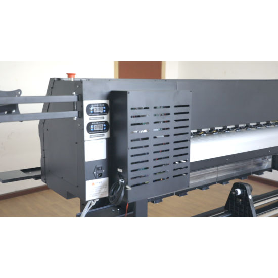 Large Format Digital Inkjet Dye Eco Solvent Printer